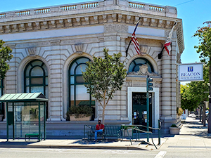 photo of Beacon Business Bank's branch in Alameda, CA